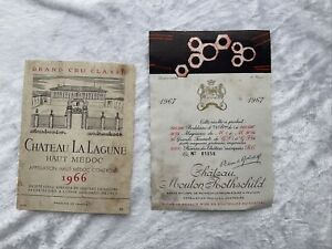 (i20) WL1 -   Wine Labels Mixed Regions Mostly 1960s
