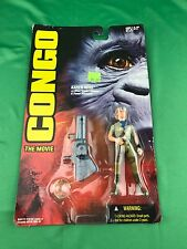 CONGO the MOVIE action figure / Karen Ross  (MINOR SHELF WEAR)