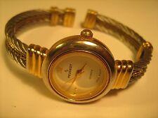 *WORKING* Women's Wristwatch PEUGEOT Quartz ANALOG [h5c4]