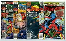 Spider-Woman (1978) #12,13,14,15 Avg NM New Marvel Collection