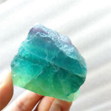 1000g Green and Blue Fluorite Gravel Crystal Rough Raw Stone Rock Specimen
