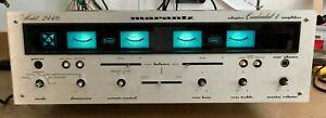 Marantz Model 2440 Adaptor Quadradial 4 Amplifier - For Parts or Repair
