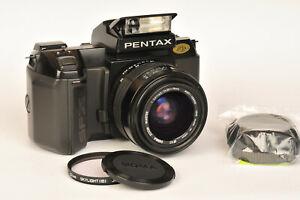 Pentax SFXn 35mm Film SLR Camera with Sigma 35-70mm Autofocus Lens