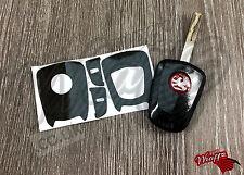 Nero di carbonio lucido Adesivo Decalcomania Vauxhall Astra Opel Corsa Vectra Meriva Tigra