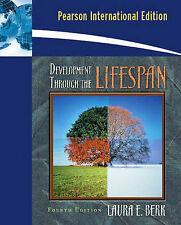Development Through the Lifespan by Laura E. Berk (Paperback, 2005)