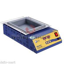 CM201 Lead-Free Titanium Alloy Solder Soldering Pot Desoldering Bath 1500W 220V