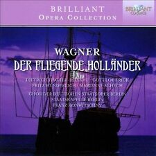 Richard Wagner Der Fliegende Holländer, New Music