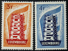 LUXEMBOURG timbres/Stamps Yvert et Tellier n°515 et 516 n** (cyn8)