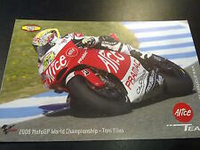 Alice Pramac Ducati MotoGP Team 2008 #24 Toni Elias (ESP)