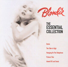 BLONDIE The Essential Collection CD New