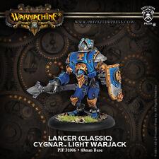 Warmachine - Cygnar: Lancer (Classic)  PIP31006
