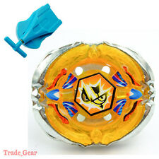 Beyblade BB 126 Flash Sagittario 230WD Metal Masters Fusion+Single spin Launcher
