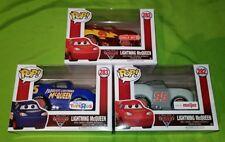 Funko Pop lot cars lightning McQueen exclusive target Meijer toys r us 282 283