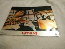BAM Box Gremlins Print Signed by Billy (Zach Galligan) w/COA Gizmo LE 113/250
