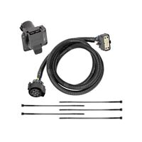 Trailer Hitch Wiring Tow Harness 7-Way For Chevrolet Traverse All 2018 2019