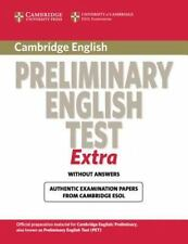 Cambridge Exams Extra PET (Paperback or Softback)