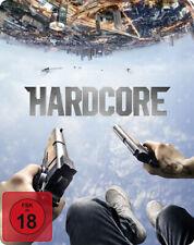 Hardcore (Limited Steelbook) FSK18 Blu-ray *NEU*OVP*