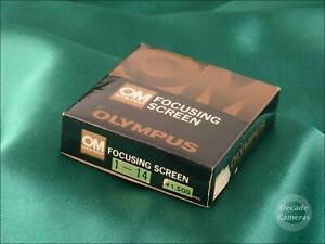 Olympus OM 1/2/3/4 Focussing Screen 1-14 - 1389