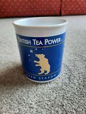 More details for open season british sea power tea coffee mug official merch