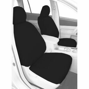 Caltrend Neoprene Front Seat Cover for Ford 2013-2014 F-350 Super Duty - FD417