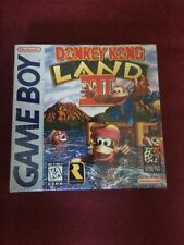 Donkey Kong Land 3 Factory Sealed (Nintendo Game Boy)