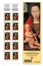 Carnet Timbres France Neufs 2005 N°2054 - Croix Rouge - Hans Memling