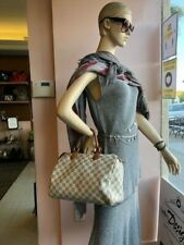 Louis Vuitton Speedy 30 Damier Ebene Tote Handbag - N41364