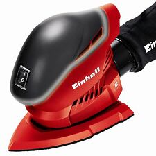 Einhell Th-os 1016 – lijadora (100 W) color rojo y negro