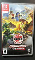 Bakugan [ Champions of Vestroia ] (Nintendo Switch) NEW
