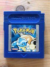 Pokemon Blue - Gameboy Game Original - Aus Version - Nintendo Gameboy