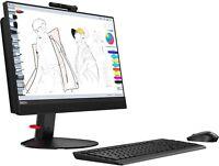 """Lenovo ThinkCentre M820z AIO 21.5 """" FHD Core i5 9400 8 GB 256 GB Windows 10 Pro"""