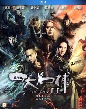 "Anthony Wong ""The Four, Part 2"" Ronald Cheng 2013 HK Action Region A Blu-Ray"