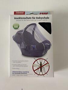NEU OVP * Reer Insektenschutz für Babyschale * Maxi Cosi, Cybex, BeSafe etc..