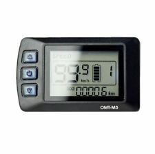 Elecycles OMT-M3 Ebike Display Speedometer