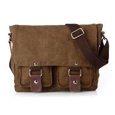 Unbranded Men's Canvas Messenger/Shoulder Bags