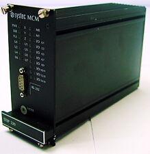 Systec Mcm Step 320 Ds Servo Motor Controller