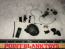 MINITIMES Helmet Set NAVY SPECIAL FORCES SEAL TEAM HALO 1/6 ACTION FIGURE TOYS