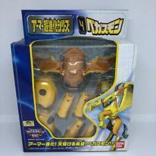 Digimon Adventure 02 armadura Kabuterimon Pegasusmon Patamon Figura De Acción Bandai