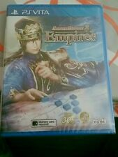 DYNASTY WARRIORS 8 EMPIRES - PS VITA - BRAND NEW - ASIAN ENGLISH - PRECINTADO