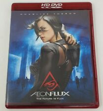 Aeon Flux Hd-Dvd Charlize Theron Mtv Paramount