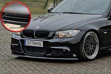 Spoilerschwert Frontspoiler ABS für BMW E90 E91 3er M-Paket ABE schwarz glänzend