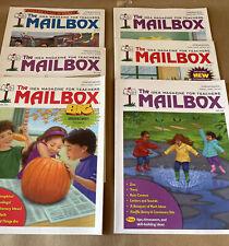 Lot Of 6 Grab Bag The Mailbox Idea Magazine For Teachers Preschool Kindergarten