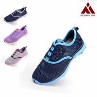 Men Water Shoes Mesh Breathable Slip On Sneaker Trainer Hiking Sports Outdoor