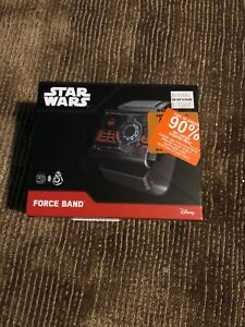 Star Wars Force Band By Sphero New In Box Drive BB-8 Bluetooth Smart