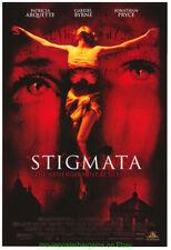 STIGMATA & THE FOG MOVIE POSTER 2 AWESOME HORROR 1SHTS