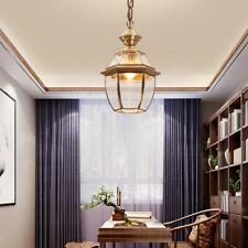 Glass Pendant Light Bar Ceiling Light Room Gold Lamp Kitchen Chandelier Lighting