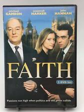 Faith: Passions run high when politics & the press collide (2005 2 Disc)Like New