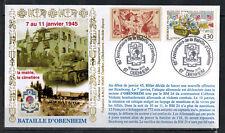 2010-Fdc-65°Anniversaire de la bataille d'Obenheim -Timbre.Yt.739/2888