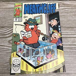 Rare HEATHCLIFF (1990) # 49 July Marvel Comics