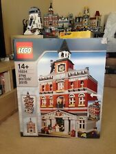 Lego Creator 10224 Town Hall Brand New Factory Sealed Retired Modular Buildings